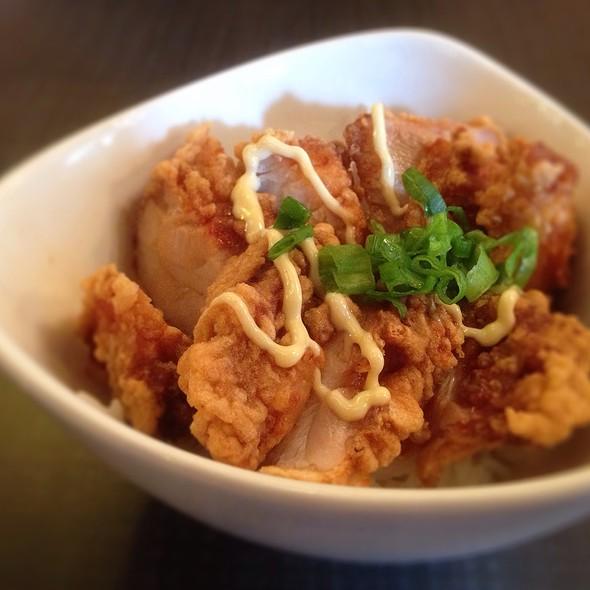 Chicken Karaage @ Touhenboku Ramen