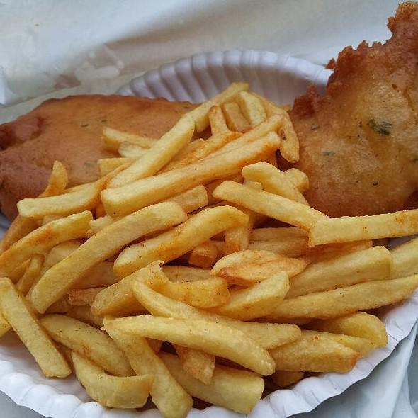 Backfisch @ Festplatz Ellen