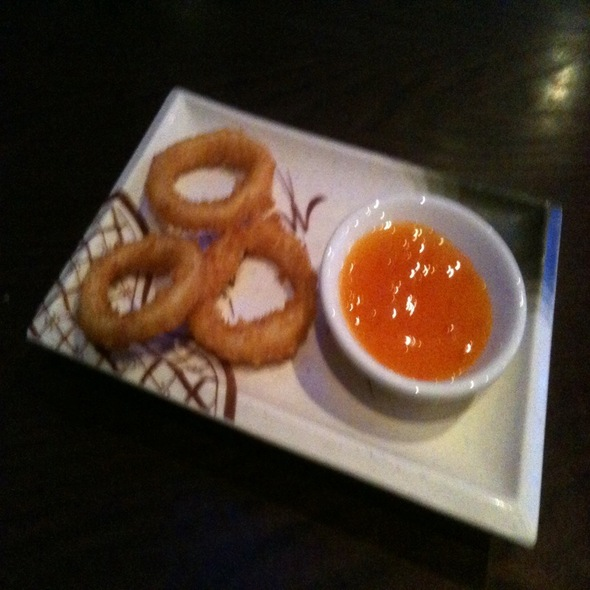Crispy Calamari @ Sushi Palace