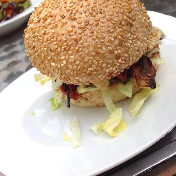 Bacon Cheese Burger @ BioBuffet Marheineke