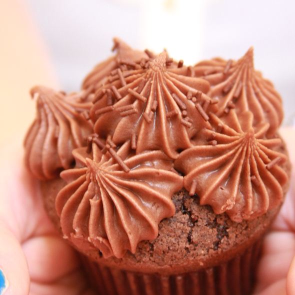 Starr Pass Cupcakes @ Signature Grill at the JW Marriott Starr Pass Resort & Spa