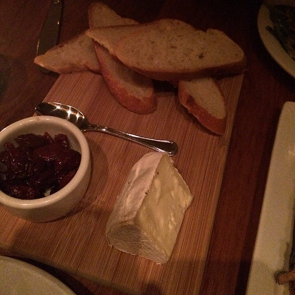 Soft Cheese Course @ Tria