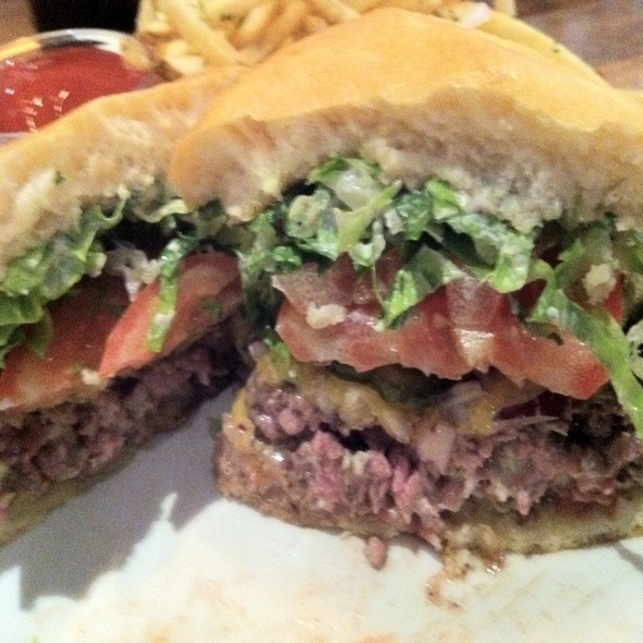 Bistro Burger @ Paul Martin's American Bistro