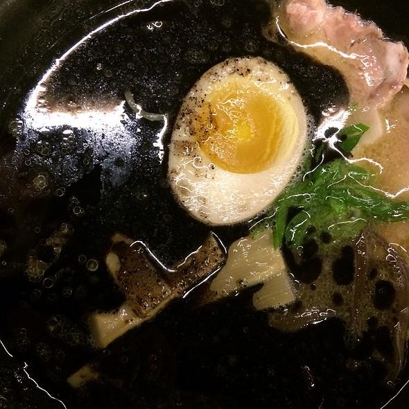 Shoyu Ramen @ Maruko Japanese Noodle House