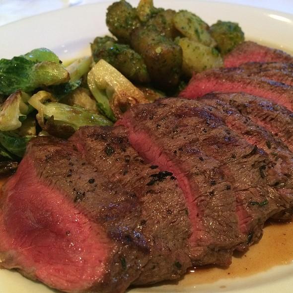 Grilled Flat Iron Steak - Harvest Bistro & Bar (Closter, NJ), Closter, NJ