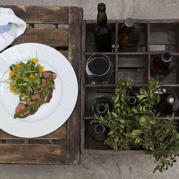 Tagliata de Presa Iberica @ Santo Restaurante & Deli