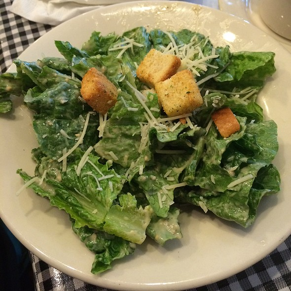 Caesar Salad @ West End Pizza Co.