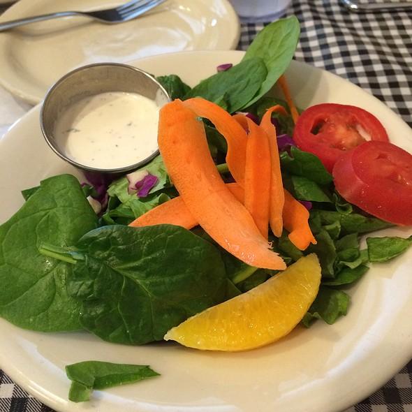 Side Salad @ West End Pizza Co.