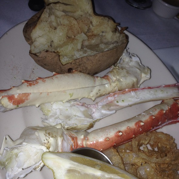 King Crab!!! - Clearman's Steak N Stein, Pico Rivera, CA