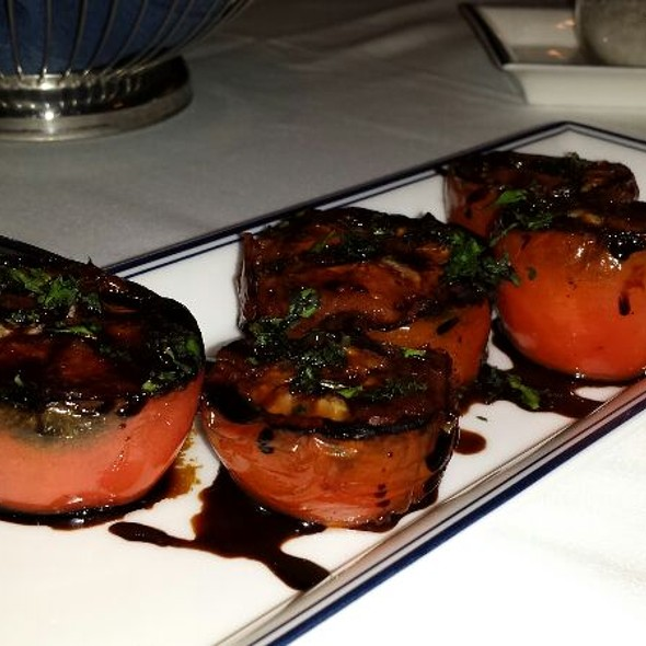 Roasted Tomatoes with Balsamic - NYY Steak, Coconut Creek, FL