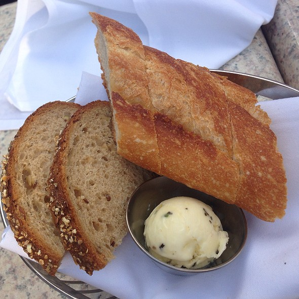 Complimentary Bread - Marlow Bistro, New York, NY