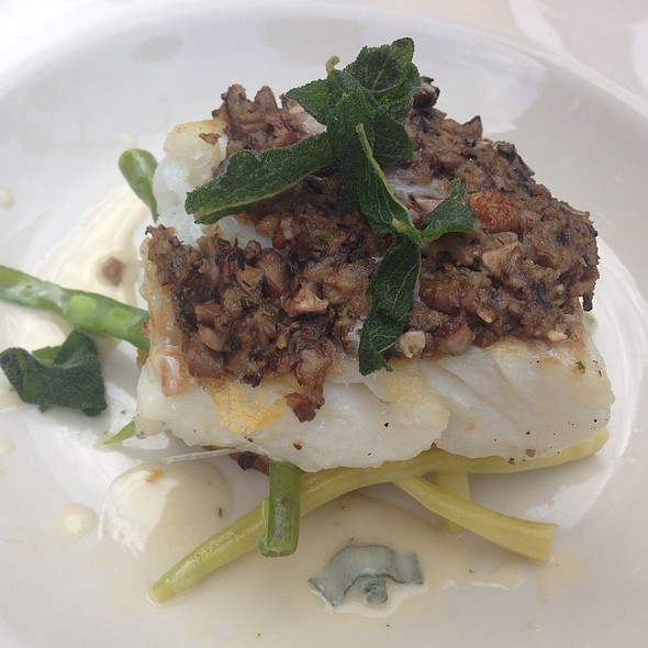 Pan Roasted Cod - Marlow Bistro, New York, NY