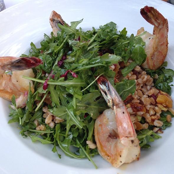 Shrimp & Farro Salad