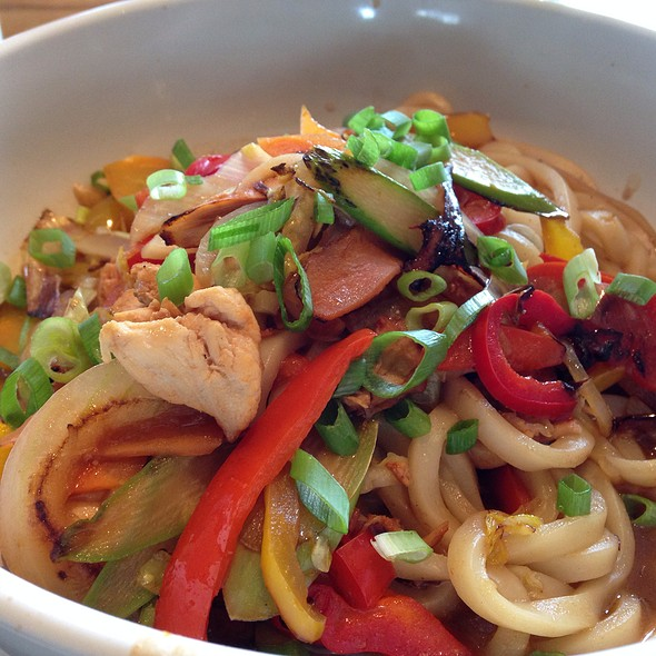 Yaki Udon @ Fish And The Knife