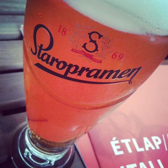 Birthday Beer: Staropramen @ Rendelő Resto & Bar