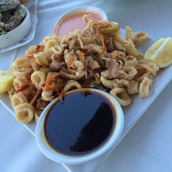 Fried Calamari - South Fin Grill, Staten Island, NY
