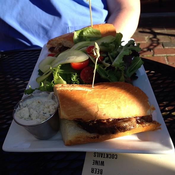 Ribeye Sandwich With Salad - Anthem, Boston, MA