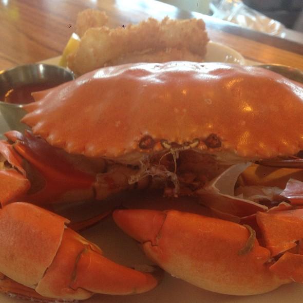 Local Crab  @ Santa Barbara Shellfish Co