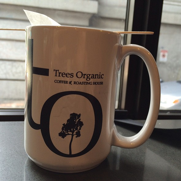English Breakfast Tea @ Trees Organic Coffee