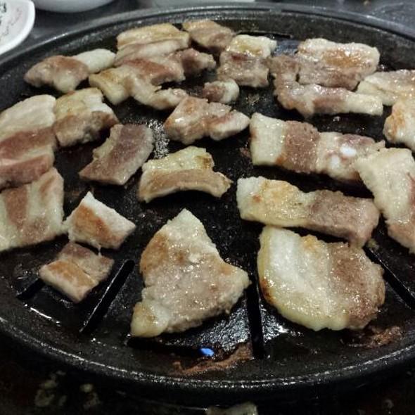 Pork Belly @ Kogiya Korean BBQ