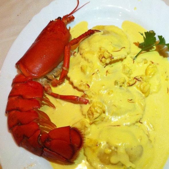 Agnolotti & Lobster @ Sicilia in Bocca
