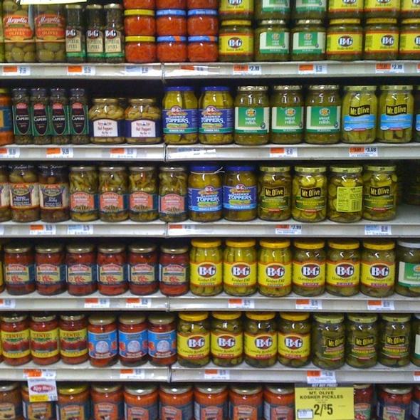 Pickles @ Key Food