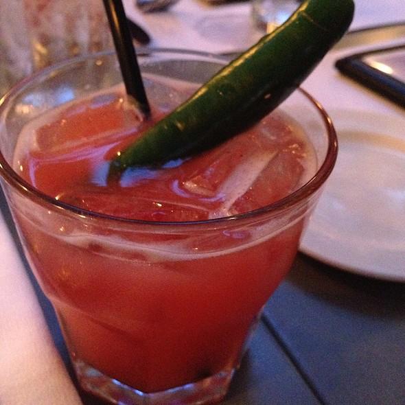 Spicy Blood Orange Margarita - Fonda - Brooklyn, Brooklyn, NY
