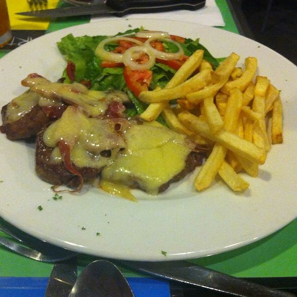 Solomillo Urbai @ Artiebai Cocina Vasca