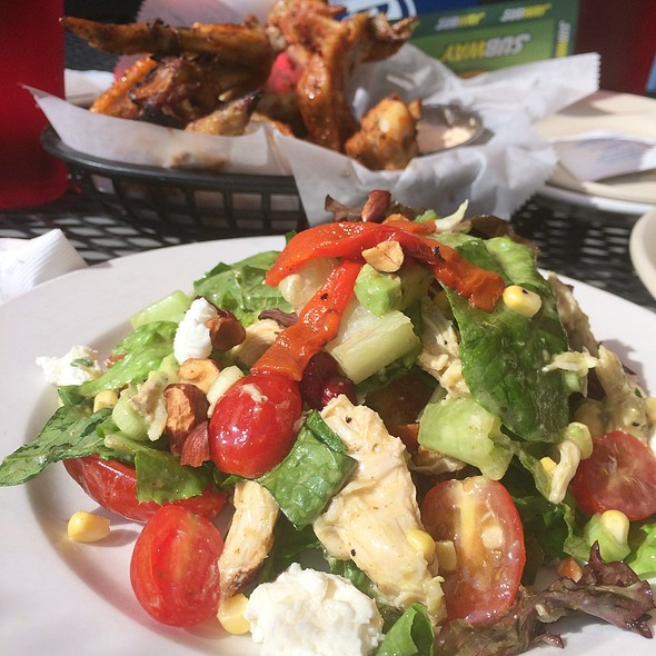 Wrightwood Salad