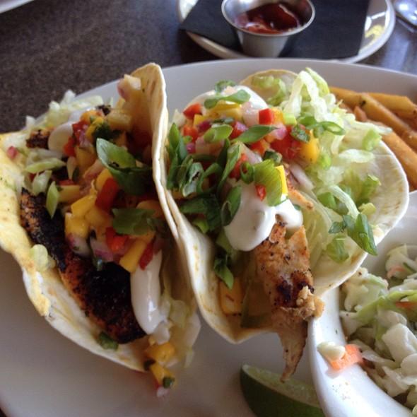 fish tacos - Mitchell's Fish Market - Brookfield, Brookfield, WI