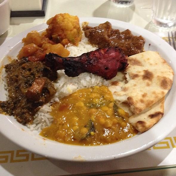 Dinner Buffet @ Swagat Indian Cuisine