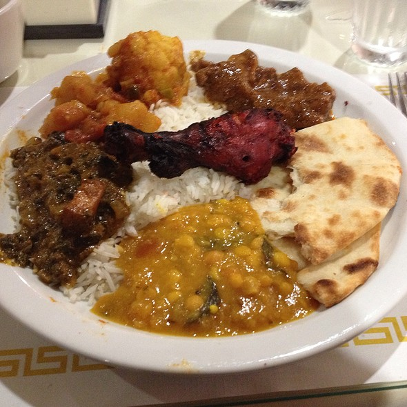 Dinner Buffet @ Swagat Indian Cuisine