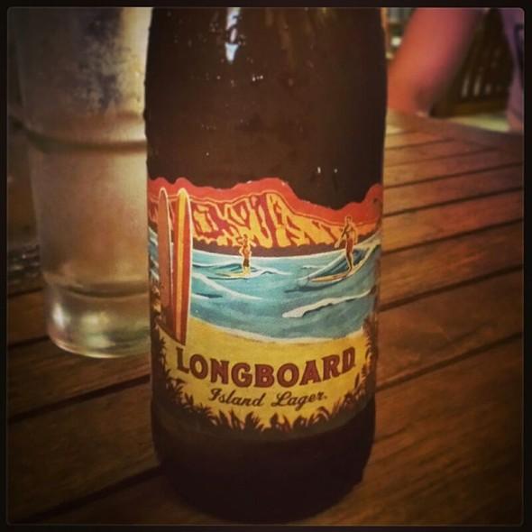 Longboard Liquid Aloha @ Merriman's Mediterranean Cafe