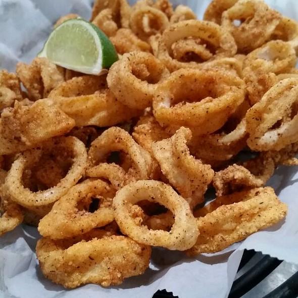 Calamari @ Bay Park Fish Co