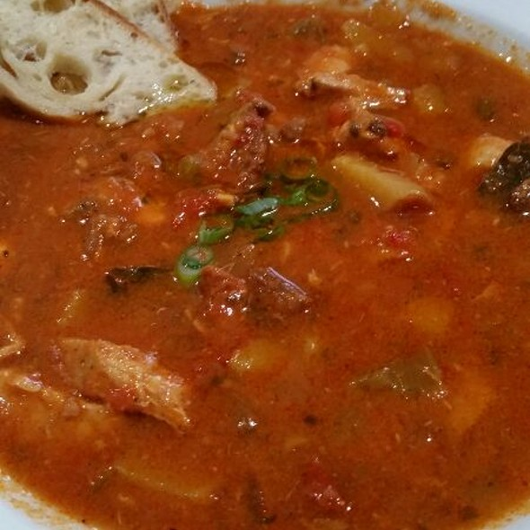 fish stew @ Bay Park Fish Co