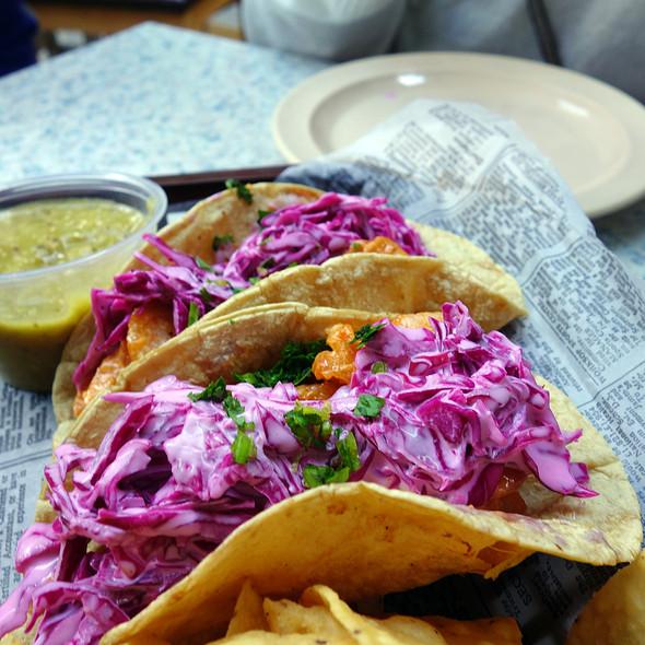 Fish Taco @ The Cedar Hotel