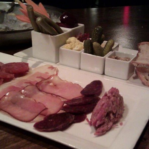 Charcuterie plate @ Branch Water Tavern