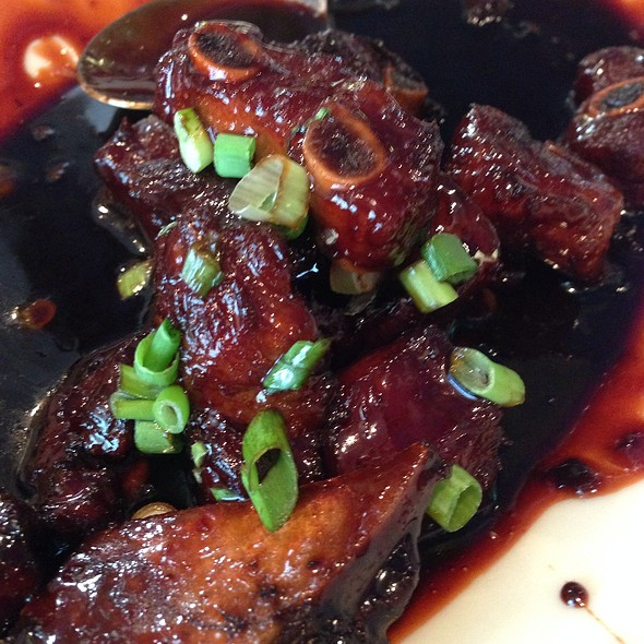 Chinese Ribs @ China Rose
