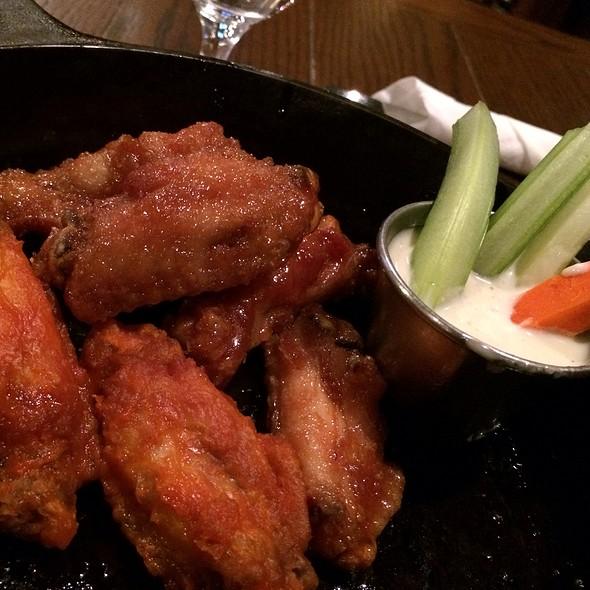 Chicken Wings @ Glacier Saloon
