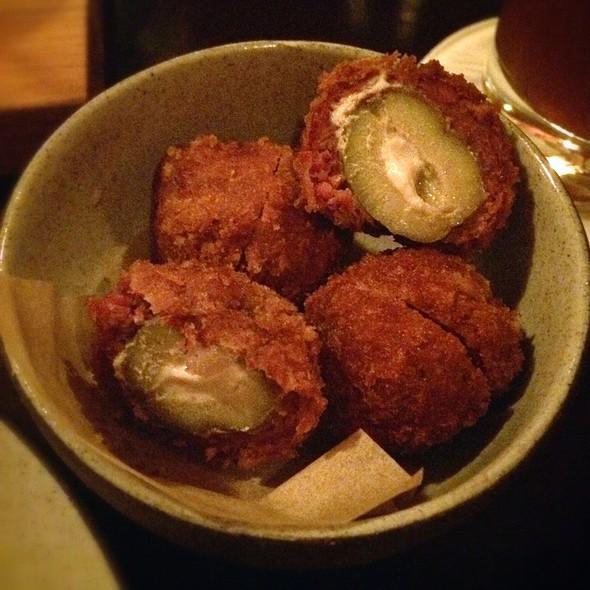 Scotch Olives @ The NoMad