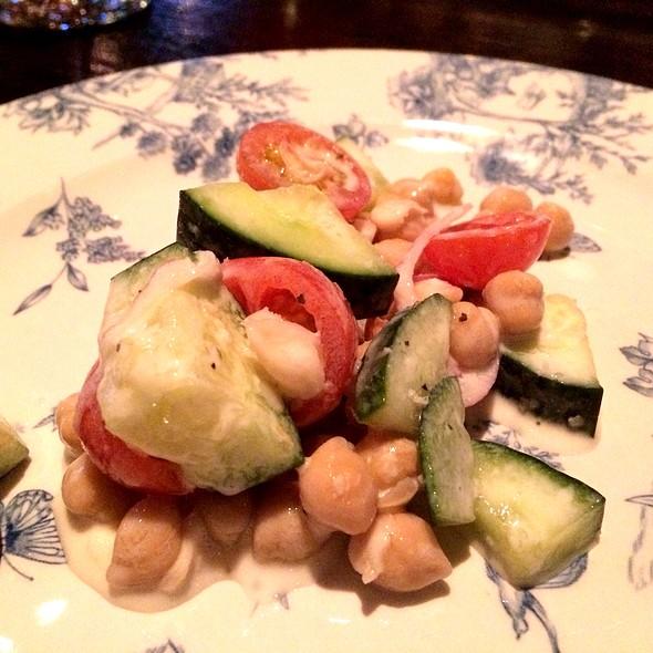 Cucumber Salad - The Standard Pour, Dallas, TX