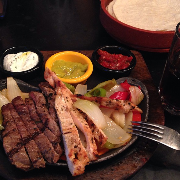 Combo Fajita @ My Chef