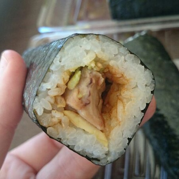 how to make teriyaki chicken sushi rolls