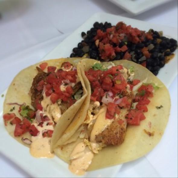 Blackened Snapper Tacos - Scott's Seafood Grill & Bar - Folsom, Folsom, CA