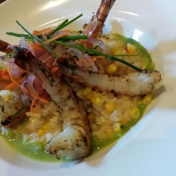 Shrimp Risotto @ Trezo Mare