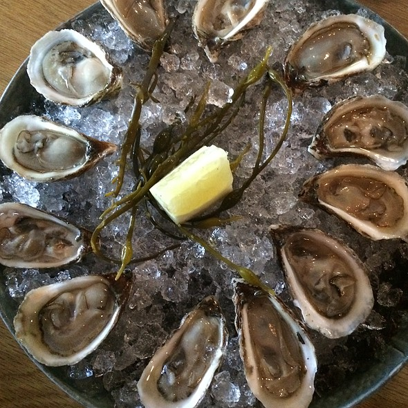 Irish Point Oysters - The Parish, Portland, OR