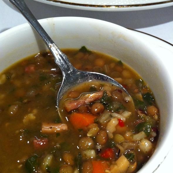 Lentil Soup @ Eau Gallie Yacht Club