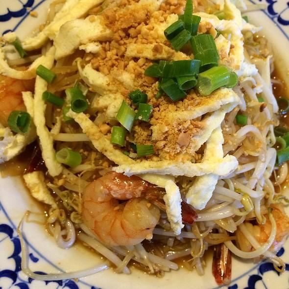 Pad Thai @ Pad Thai Restaurant