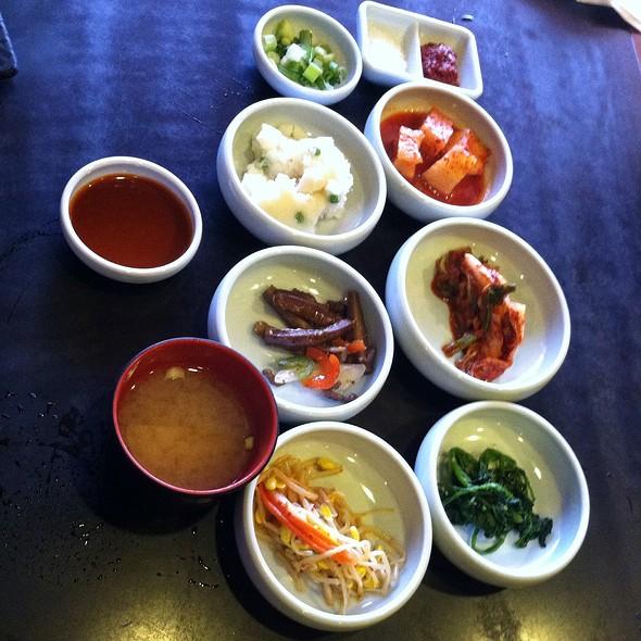 Banchan @ Ye Chon Restaurant