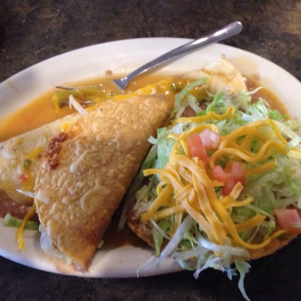 Combo # 2 @ Torres Mexican Food